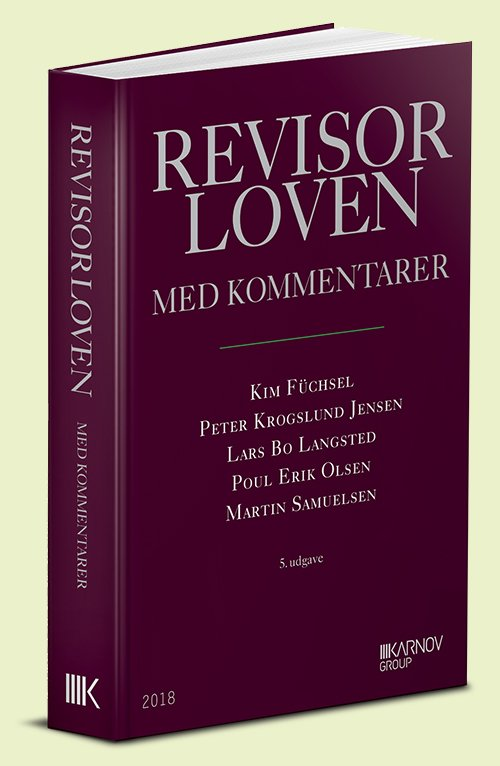 Revisorloven - Lars Bo Langsted - Bog