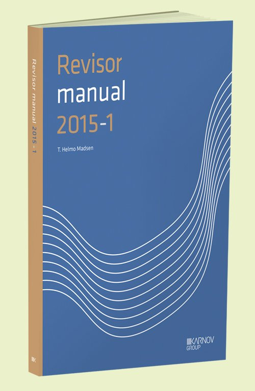 Revisormanual 2015/1 - T. Helmo Madsen - Bog