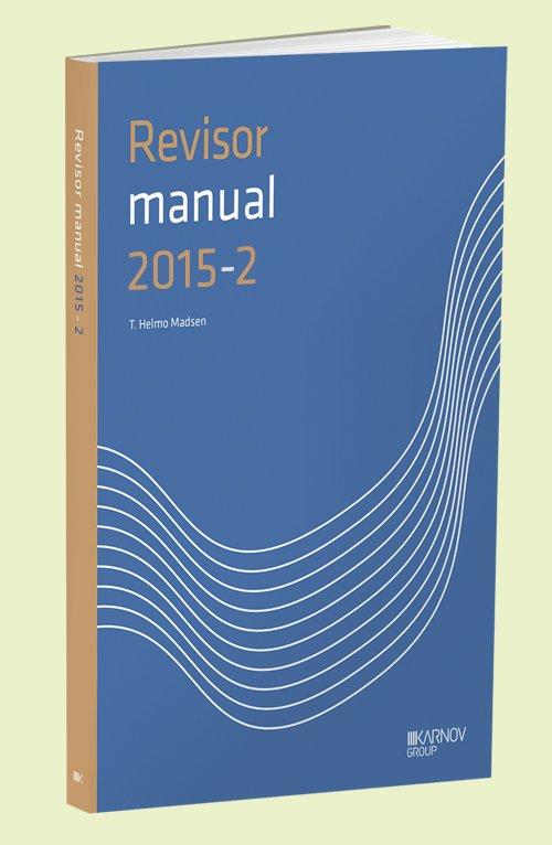 Revisormanual 2015/2 - T. Helmo Madsen - Bog