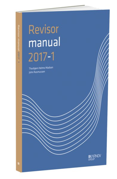Revisormanual 2017/1 - T. Helmo Madsen - Bog
