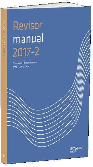 Revisormanual 2017/2 - T. Helmo Madsen - Bog