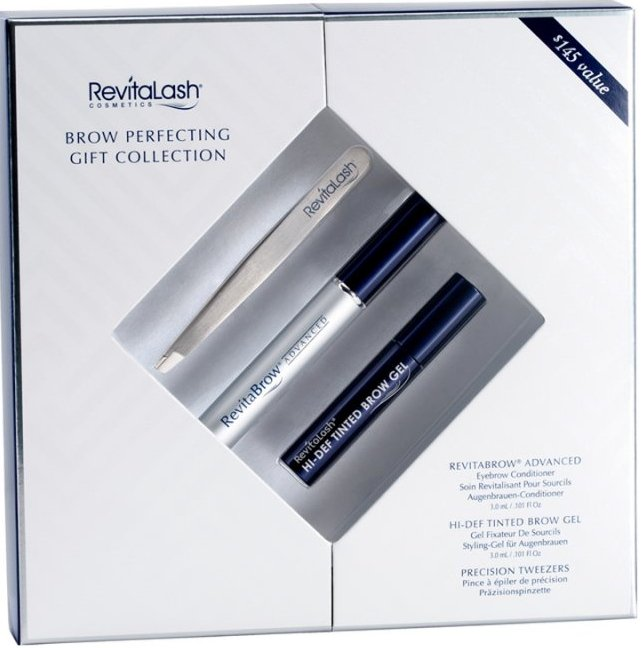 Gaveæske: Revitalash Brow Perfecting Beauty