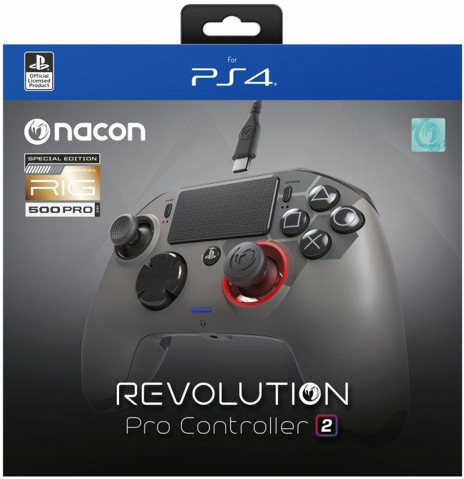 Image of   Revolution Pro Controller 2 - Rig Limited Edition Til Ps4