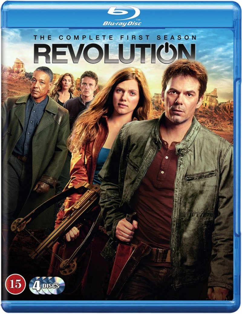 Image of   Revolution - Sæson 1 - Blu-Ray - Tv-serie
