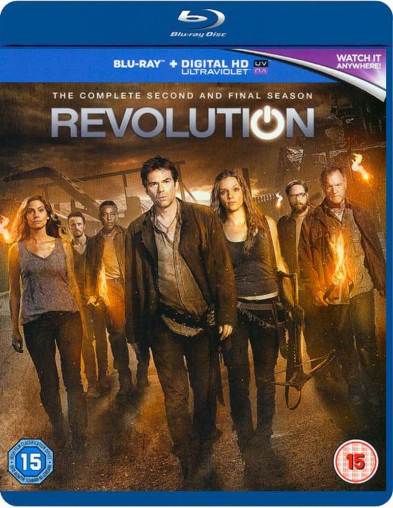 Image of   Revolution - Sæson 2 - Blu-Ray - Tv-serie