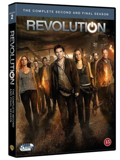 Image of   Revolution - Sæson 2 - DVD - Tv-serie