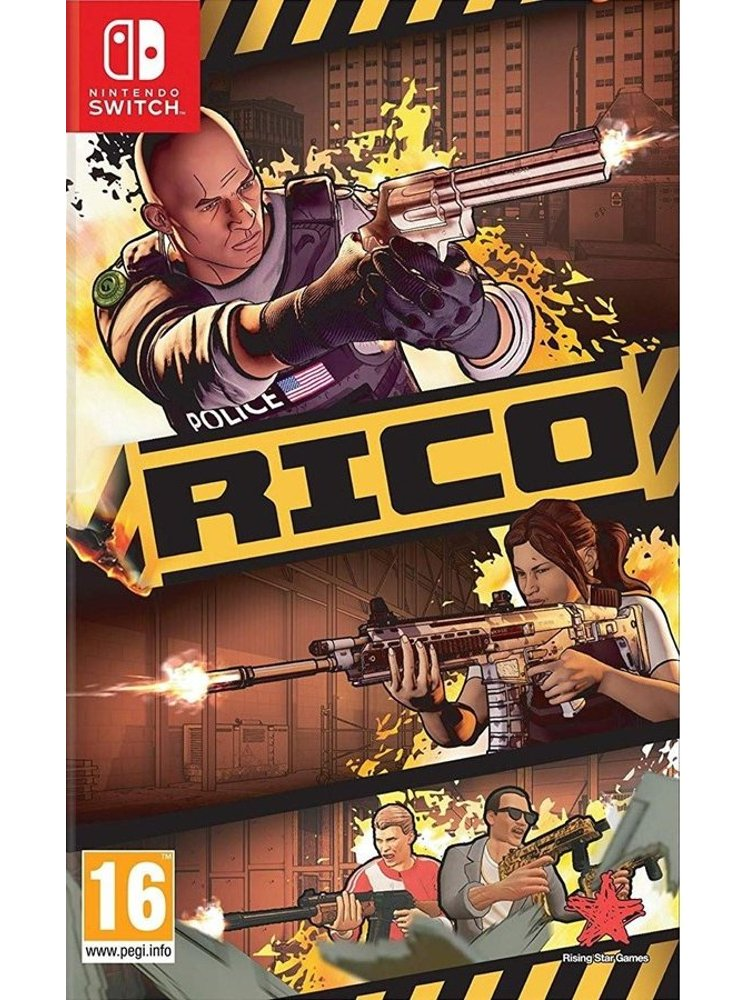 Image of   Rico - Nintendo Switch