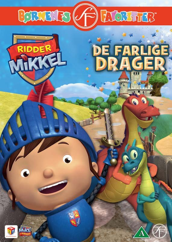 Image of   Ridder Mikkel: De Farlige Drager - DVD - Film