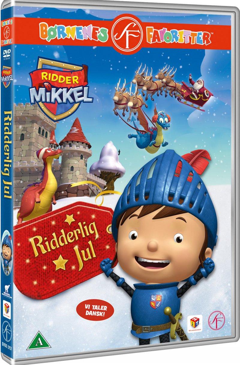 Image of   Ridder Mikkel: Ridderlig Jul - DVD - Film