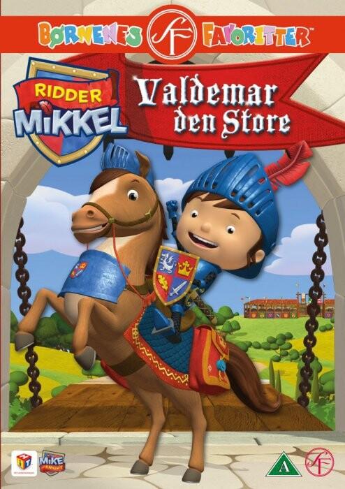 Billede af Ridder Mikkel: Valdemar Den Store - DVD - Film