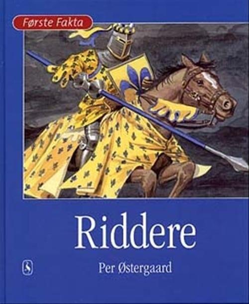 Image of   Riddere - Per østergaard - Bog