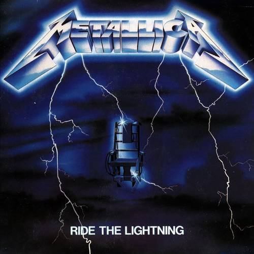 Metallica - Ride The Lightning (remastered Edition) - Vinyl / LP