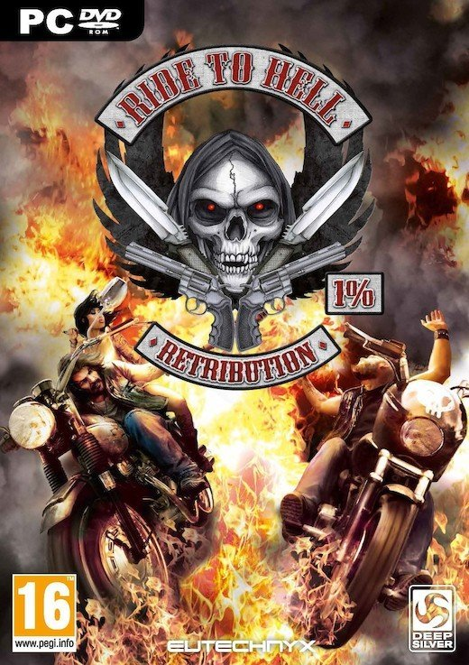 Image of   Ride To Hell: Retribution - PC