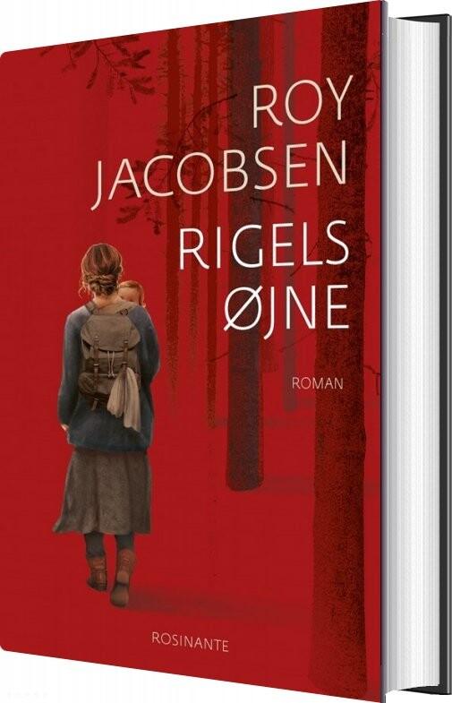 Image of   Rigels øjne - Roy Jacobsen - Bog