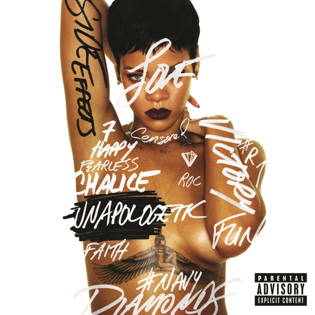 Billede af Rihanna - Unapologetic - CD