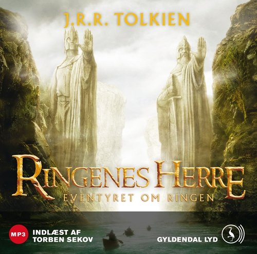 Ringenes Herre 1 - J.r.r. Tolkien - Cd Lydbog