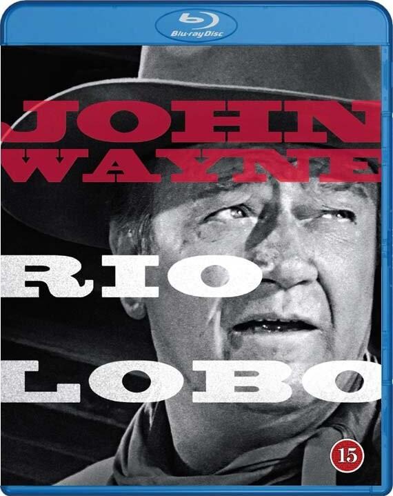 Rio Lobo - Blu-Ray