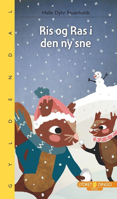 Image of   Ris Og Ras I Den Ny Sne - Helle Dyhr Fauerholdt - Bog