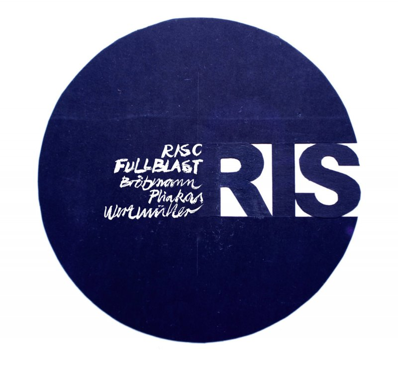 Image of   Full Blast - Risc - CD