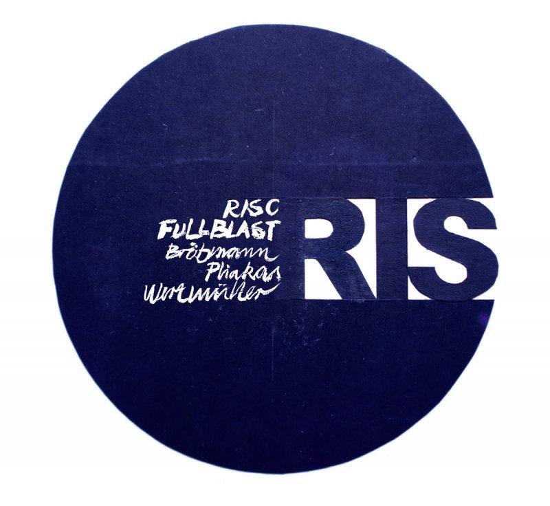 Image of   Full Blast - Risc - CD