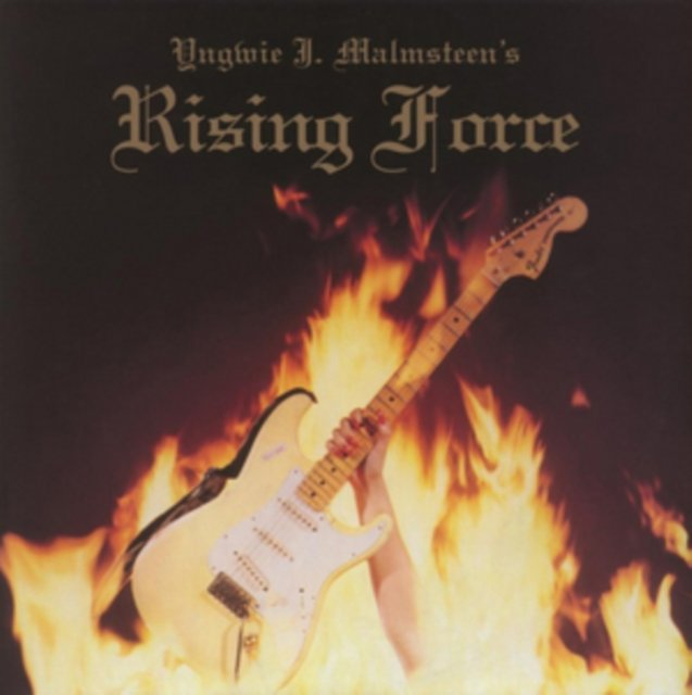 Yngwie Malmsteen - Rising Force - Vinyl / LP