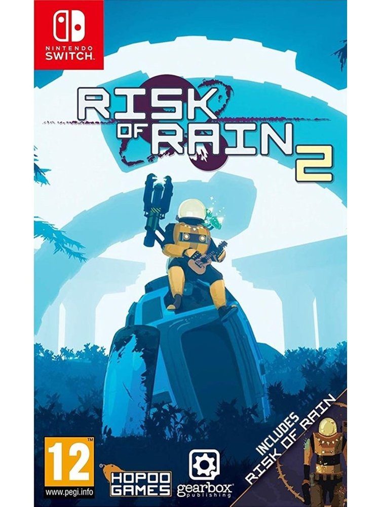 Image of   Risk Of Rain 2 Bundle - Nintendo Switch