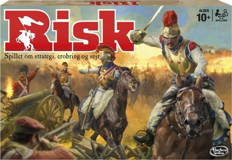 risk spil, brætspil risk, spil risk, køb risk