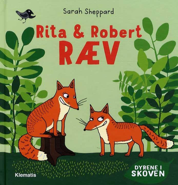 Image of   Rita & Robert Ræv - Sarah Sheppard - Bog
