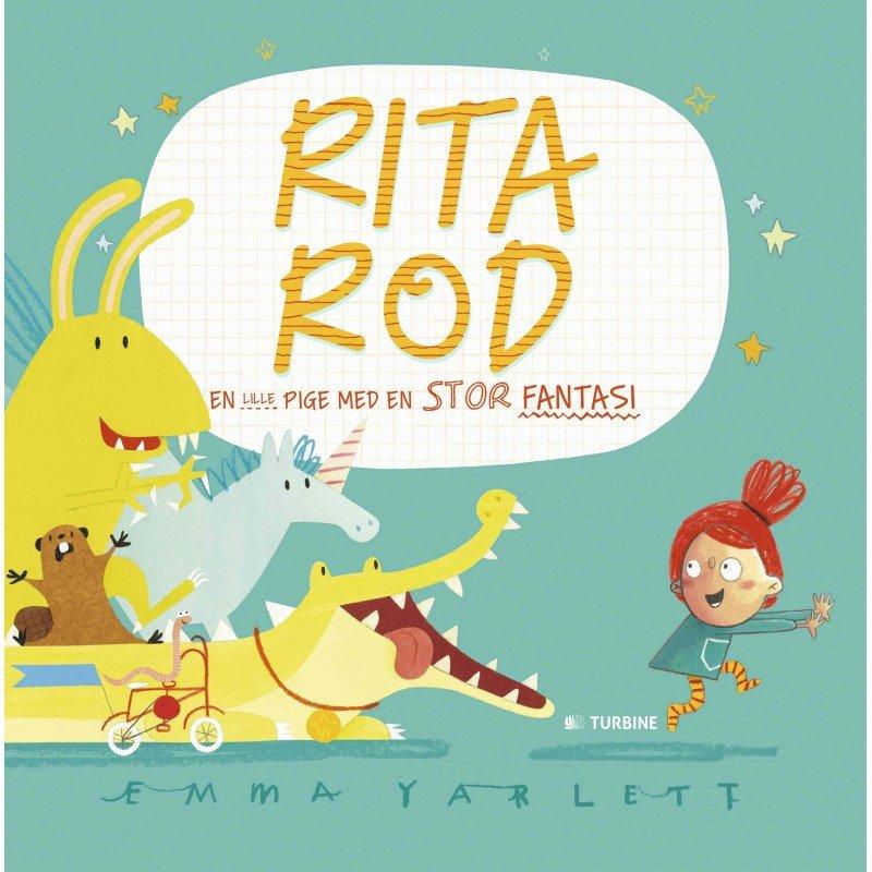 Rita Rod - Emma Yarlett - Bog