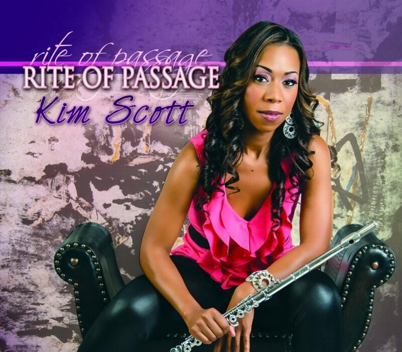 Image of   Kim Scott - Rite Of Passage - CD