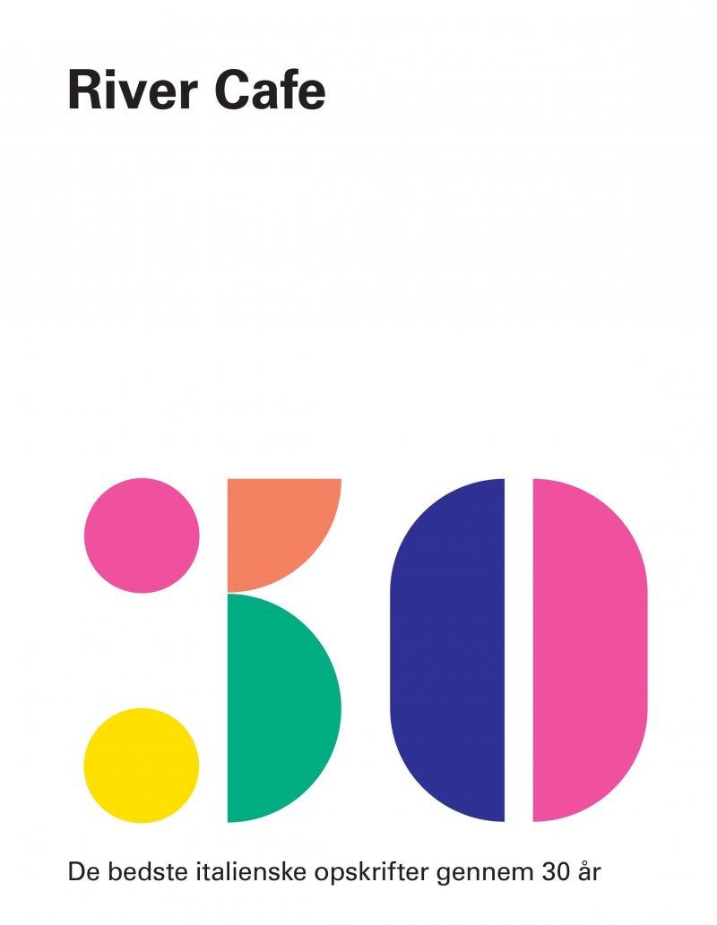 River Cafe - De Bedste Italienske Opskrifter - Rose Gray - Bog