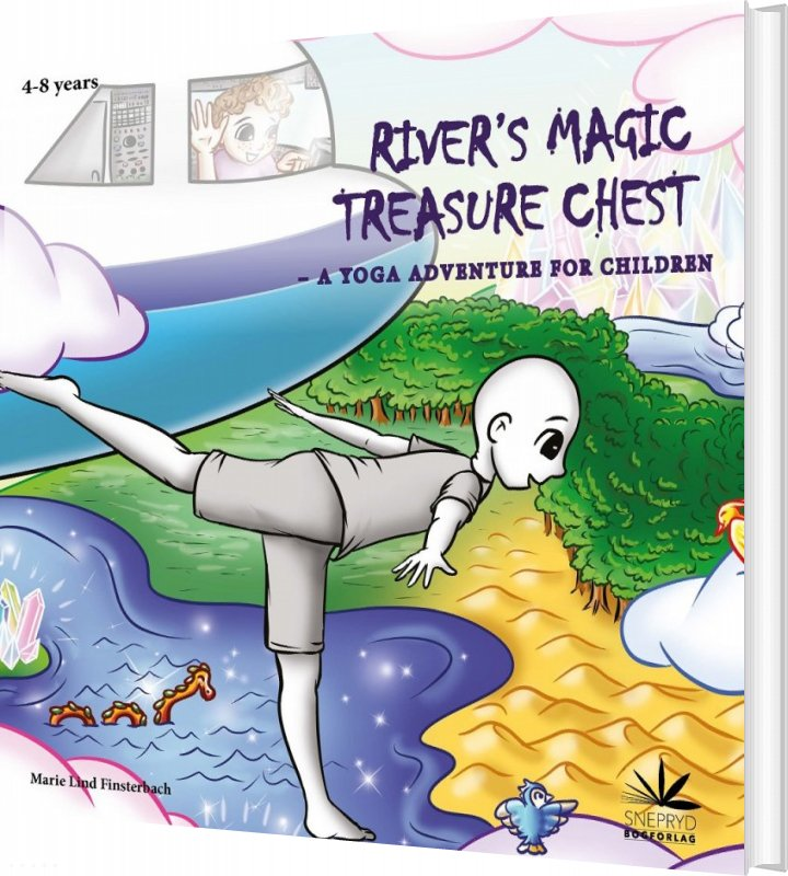 River´s Magic Treasure Chest - Marie Lind Finsterbach - Bog