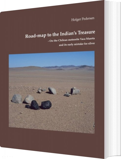 Road-map To The Indians Treasure - Holger Pedersen - Bog