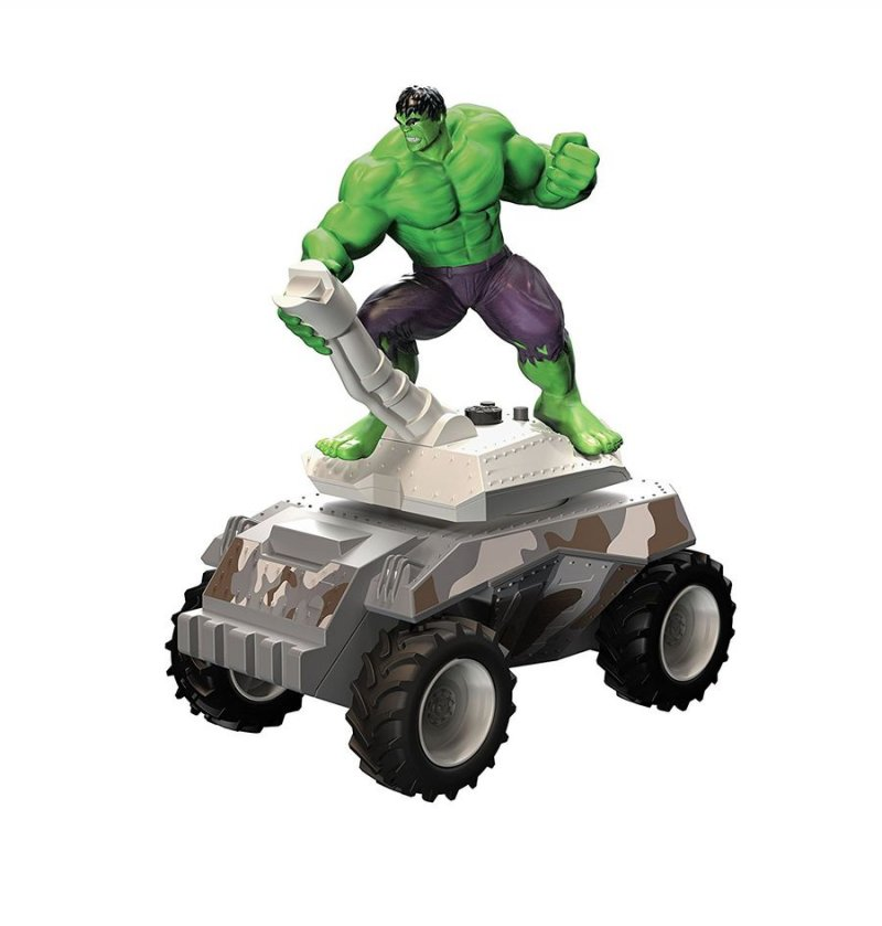 Road Rippers Bil - Hero Rider Hulk