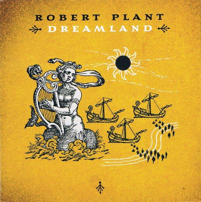 Billede af Robert Plant - Dreamland - CD