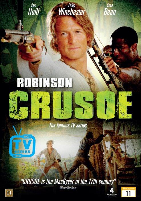 Billede af Robinson Crusoe - Sæson 1 - DVD - Tv-serie
