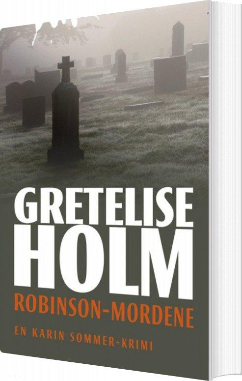 Image of   Robinson-mordene - Gretelise Holm - Bog