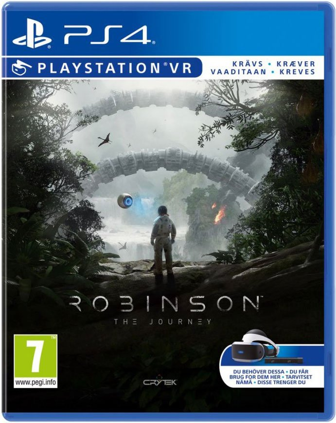 Image of   Robinson: The Journey - Vr - PS4