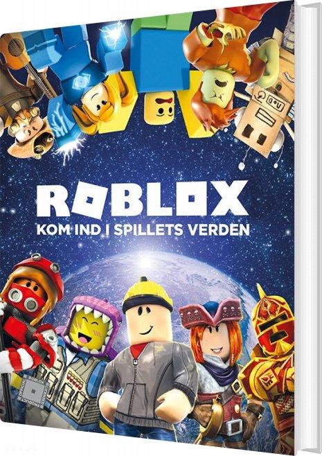 Roblox - Kom Ind I Spillets Verden - Diverse - Bog