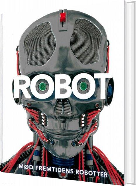 Køb Robot - Diverse - Bog til 149,95 kr.