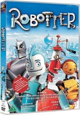 Billede af Robotter - DVD - Film