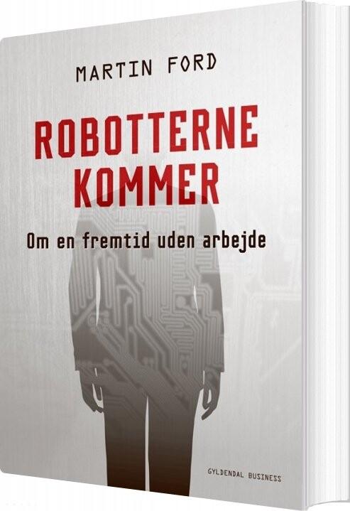 robotterne kommer bog