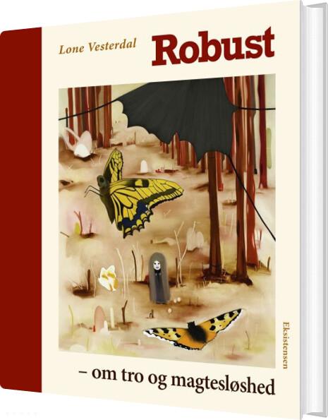Image of   Robust - Lone Vesterdal - Bog