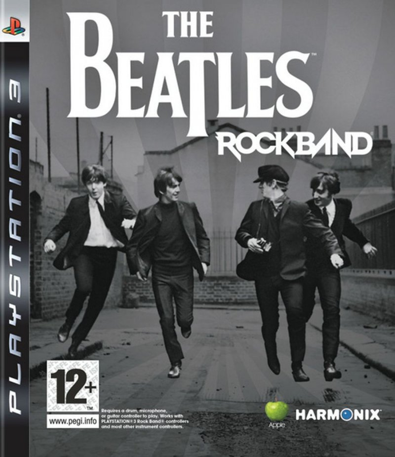 Rock Band: The Beatles - PS3