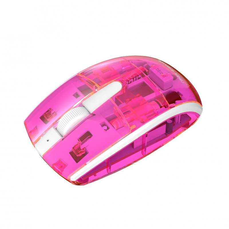Image of   Rock Candy - Trådløs Computer Mus - Pink Palooza