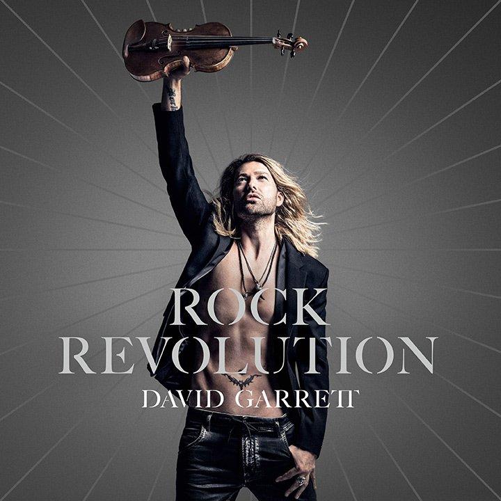 David Garrett - Rock Revolution - Deluxe - CD