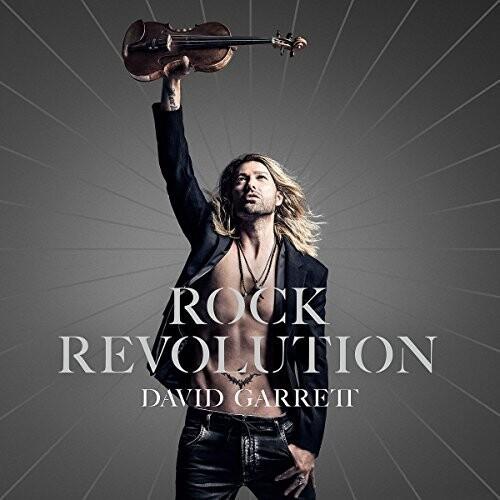 David Garrett - Rock Revolution - CD