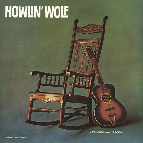 Image of   Howlin Wolf - Rockin Chair Album - Vinyl / LP