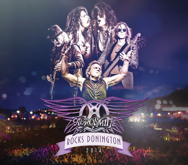 Image of   Aerosmith - Rocks Donington 2014 3lp+ - Vinyl / LP