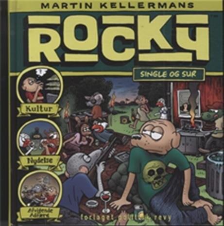 Image of   Rocky, Del 6 - Martin Kellerman - Tegneserie